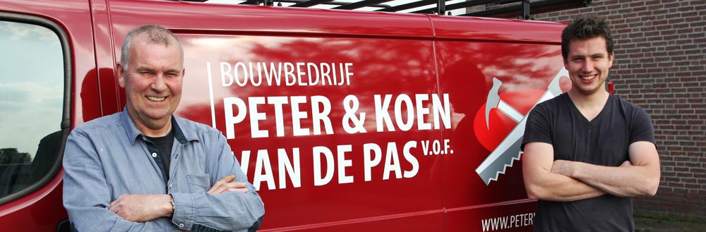 Peter en Koen van de Pas